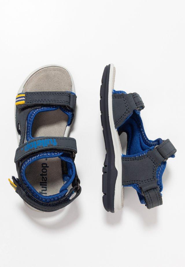 Vandringssandaler - dark blue