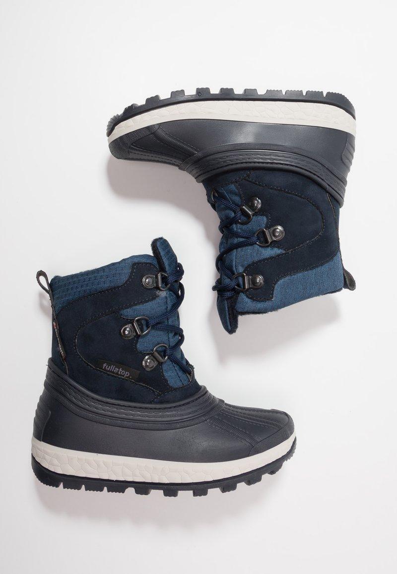 fullstop. - Snowboots  - dark blue