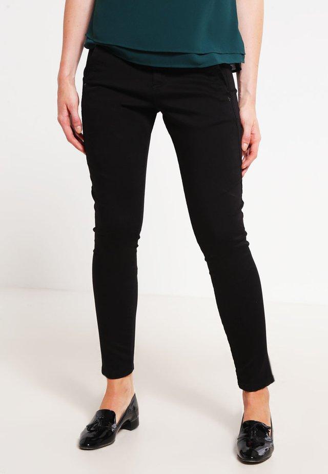 JOLIE - Trousers - gun black