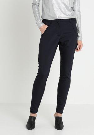 ANGELIE - Trousers - dark blue