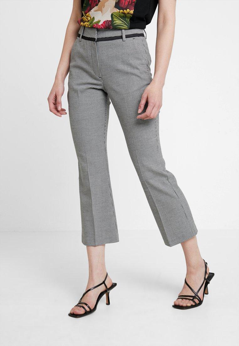 Fiveunits - CLARA CROP - Trousers - white