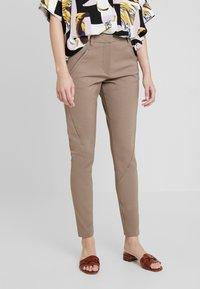 Fiveunits - ANGELIE - Trousers - wallnut - 2