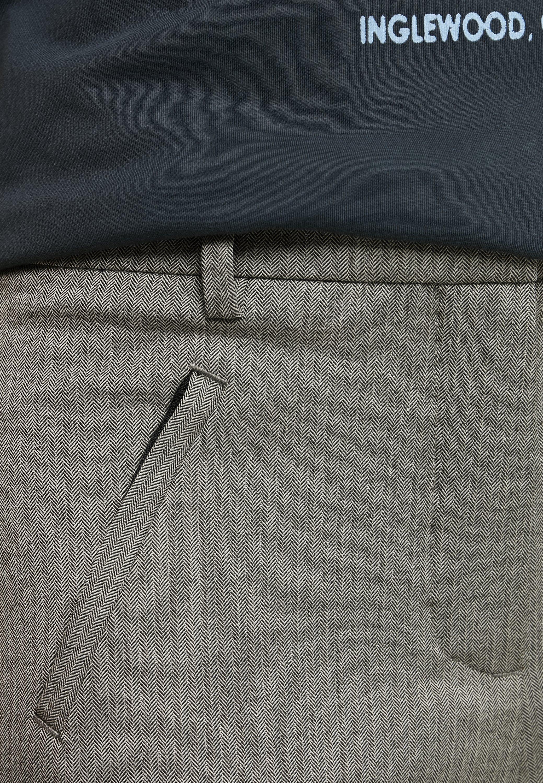 Fiveunits ANGELIE - Spodnie materiałowe - salt pepper abel