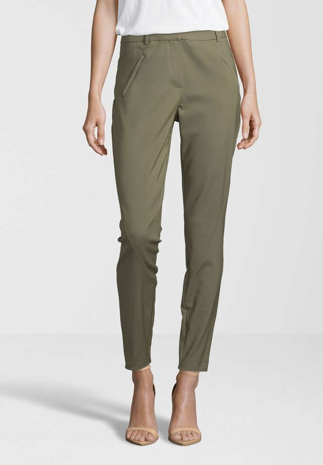 HOSE ANGELIE 238 - Trousers - light green