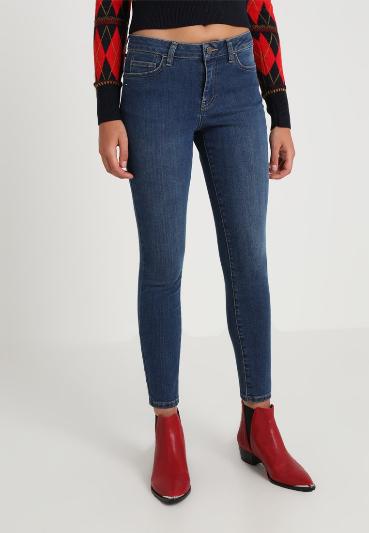 Fiveunits - KATE - Jeans Skinny Fit - tempest