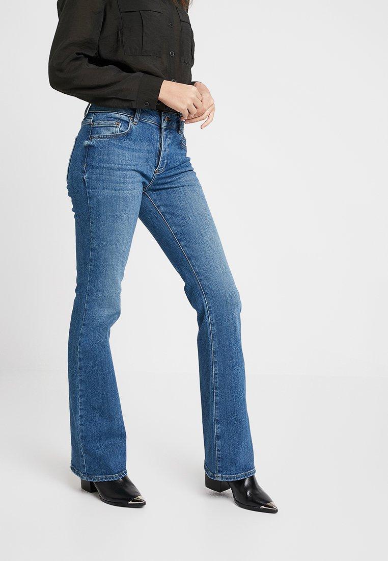 Fiveunits - Bootcut jeans - mid blue