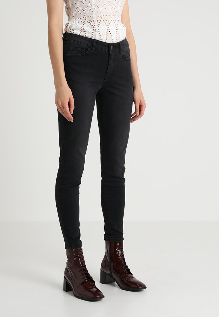 Fiveunits - KATE - Jeans Skinny Fit - black moon
