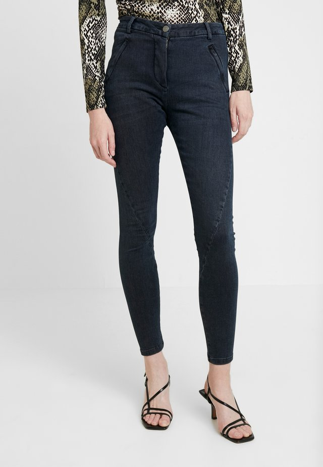 ANGELIE  - Jeans Skinny Fit - stone blue denim