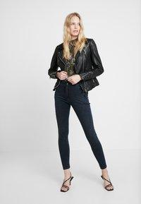 Fiveunits - ANGELIE  - Jeans Skinny Fit - stone blue denim - 1