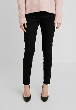 ANGELIE - Jeans relaxed fit - black raini
