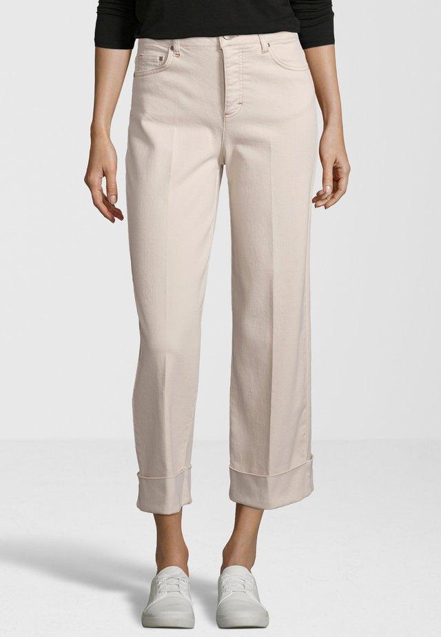 JEANS ABBY HIGH FLEX 686 - Straight leg jeans - moonbeam
