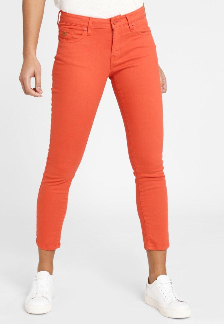 Funky Buddha - Slim fit jeans - orange