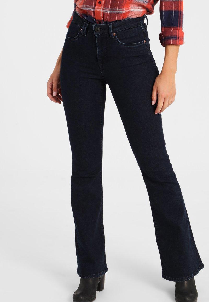 Funky Buddha - Jeans bootcut - blue