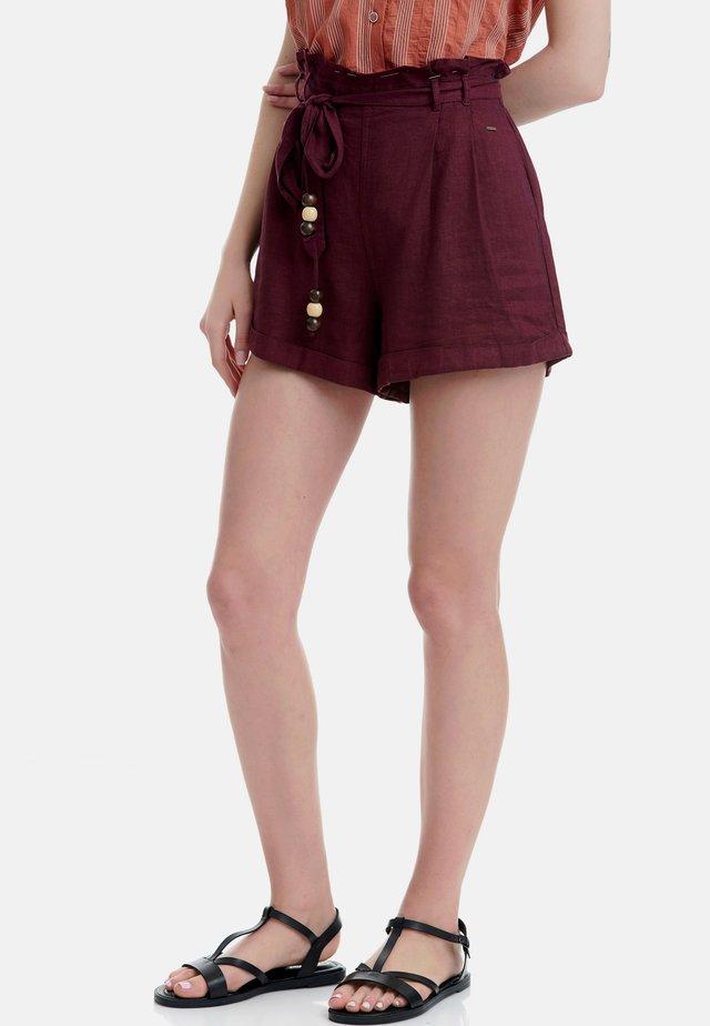 Shorts - grape