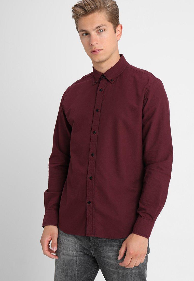 Funky Buddha - Shirt - maroon