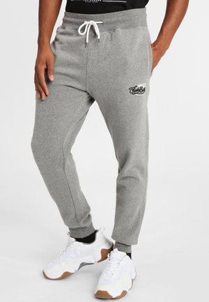 Spodnie treningowe - medium gray melange