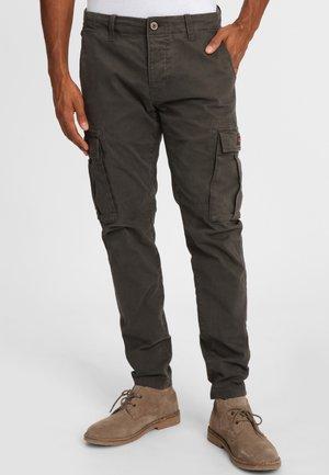 ESSENTIAL - Pantaloni cargo - dark grey