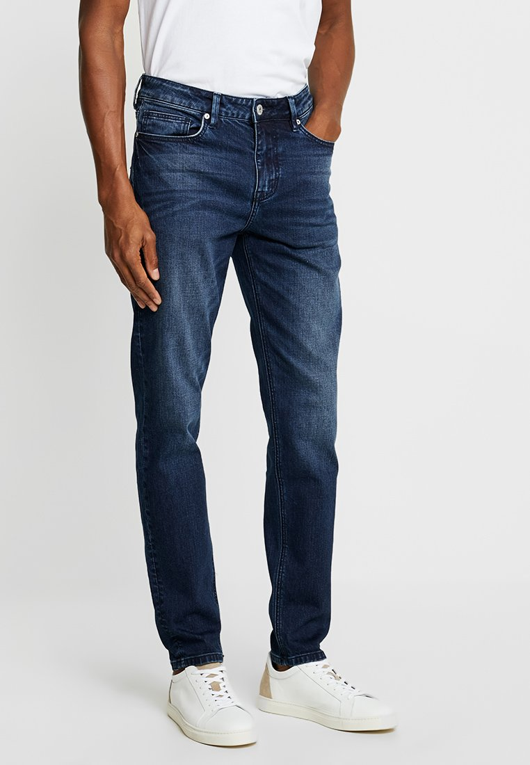 Funky Buddha - Jeans Slim Fit - dark blue