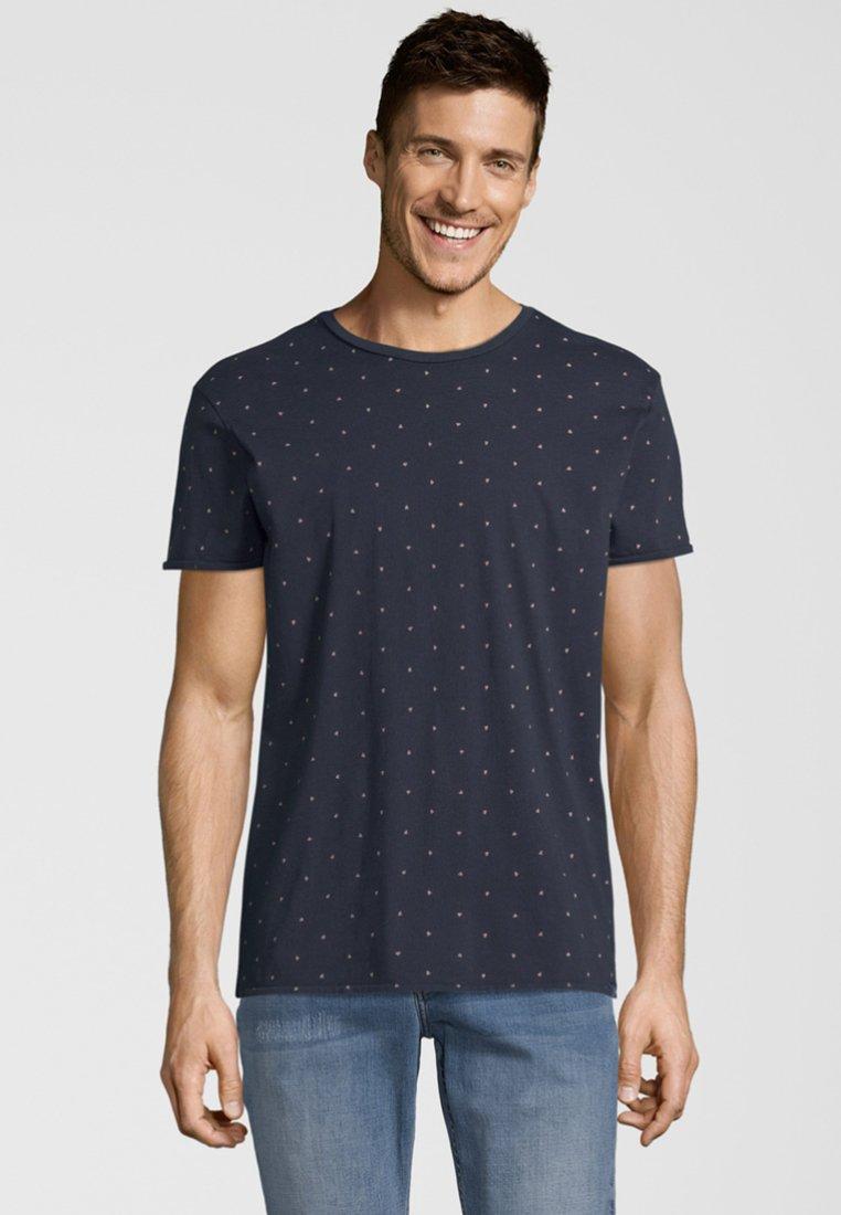 Funky Buddha - T-shirt imprimé - blue