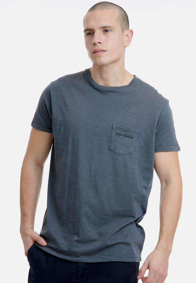 BASIC - T-Shirt basic - anthracite