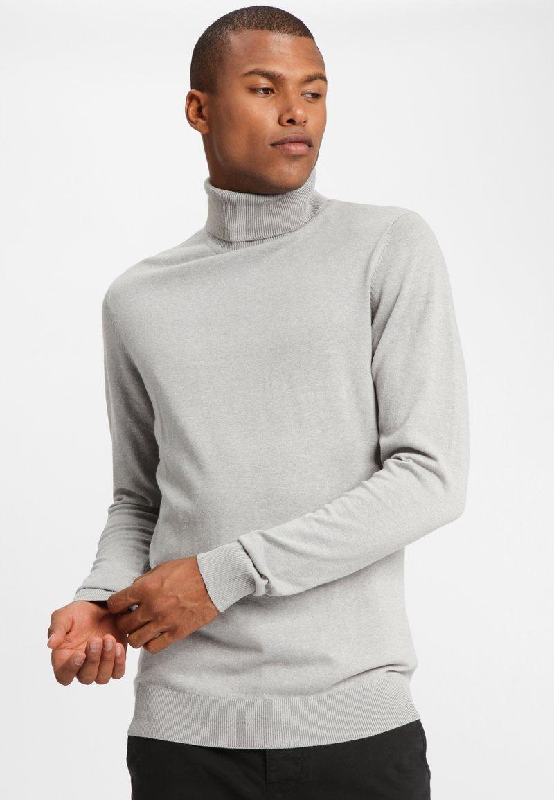 Funky Buddha - Sweter - gray