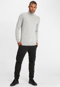 Funky Buddha - Sweter - gray - 1