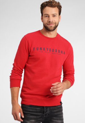 THE RIGHT KOOTOOR - Sweatshirt - red