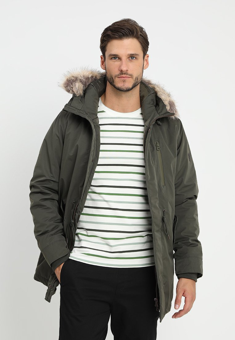 Funky Buddha - Winter coat - khaki