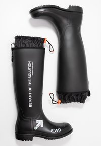 F_WD - Wellies - nera - 3