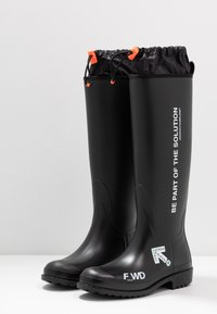 F_WD - Wellies - nera - 4