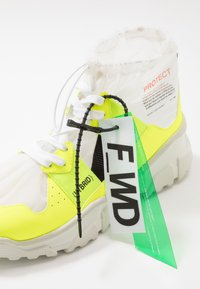 F_WD - Sneakers alte - fluo yellow - 5