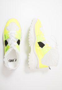 F_WD - Sneakers alte - fluo yellow - 1