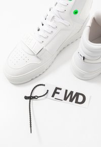 F_WD - High-top trainers - exagon white/econappa white - 5