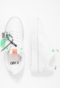 F_WD - Sneakers basse - white - 1