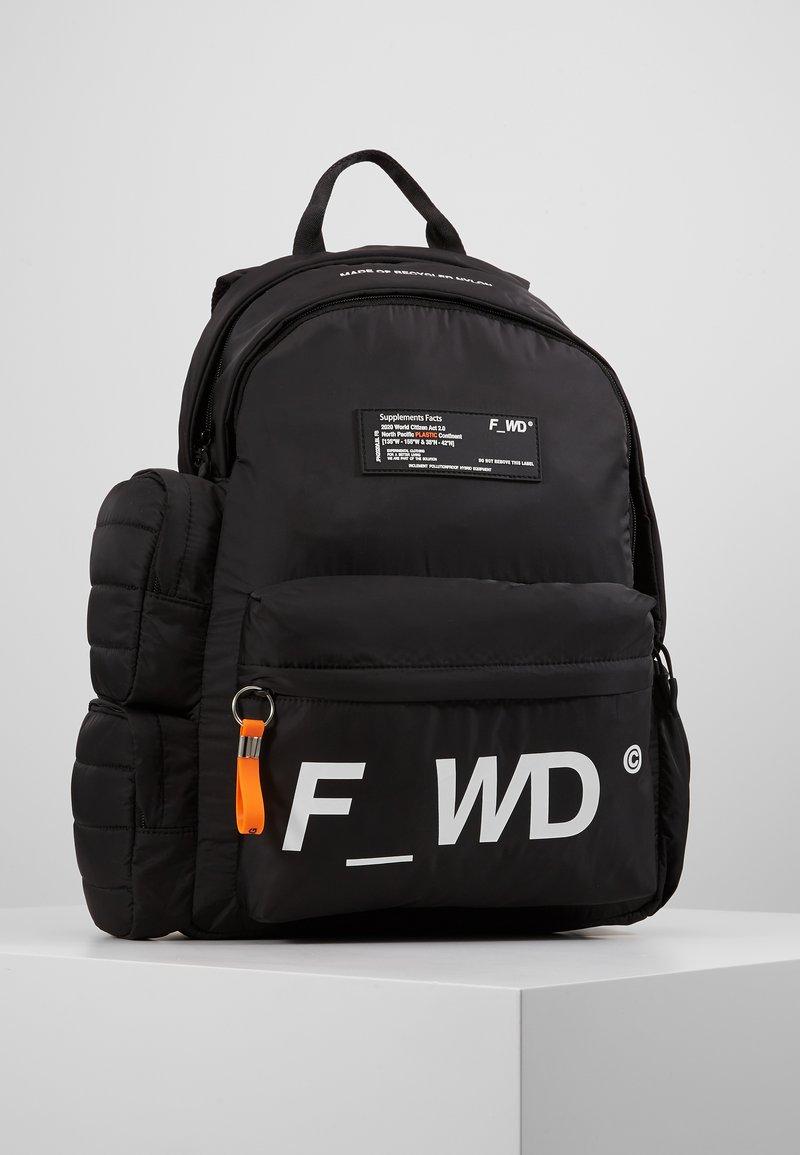 F_WD - Rucksack - black