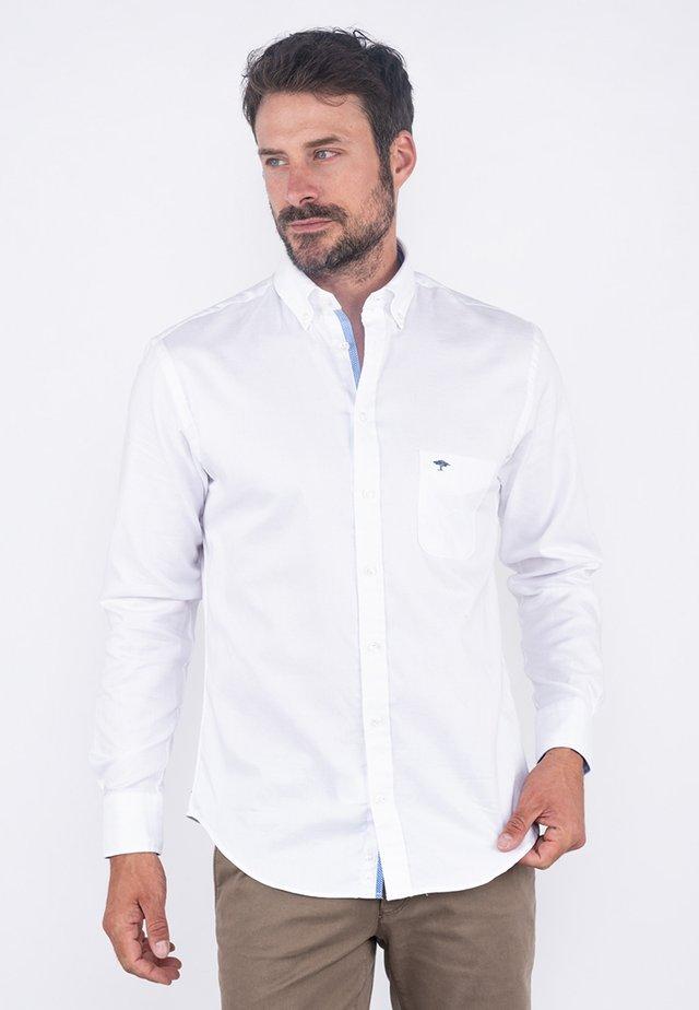 Hemd Structure - Formal shirt - white