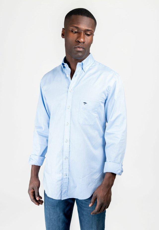 LIGHT STRUCTURE - Shirt - light blue
