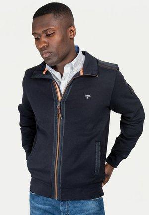 MARITIME - Zip-up hoodie - navy