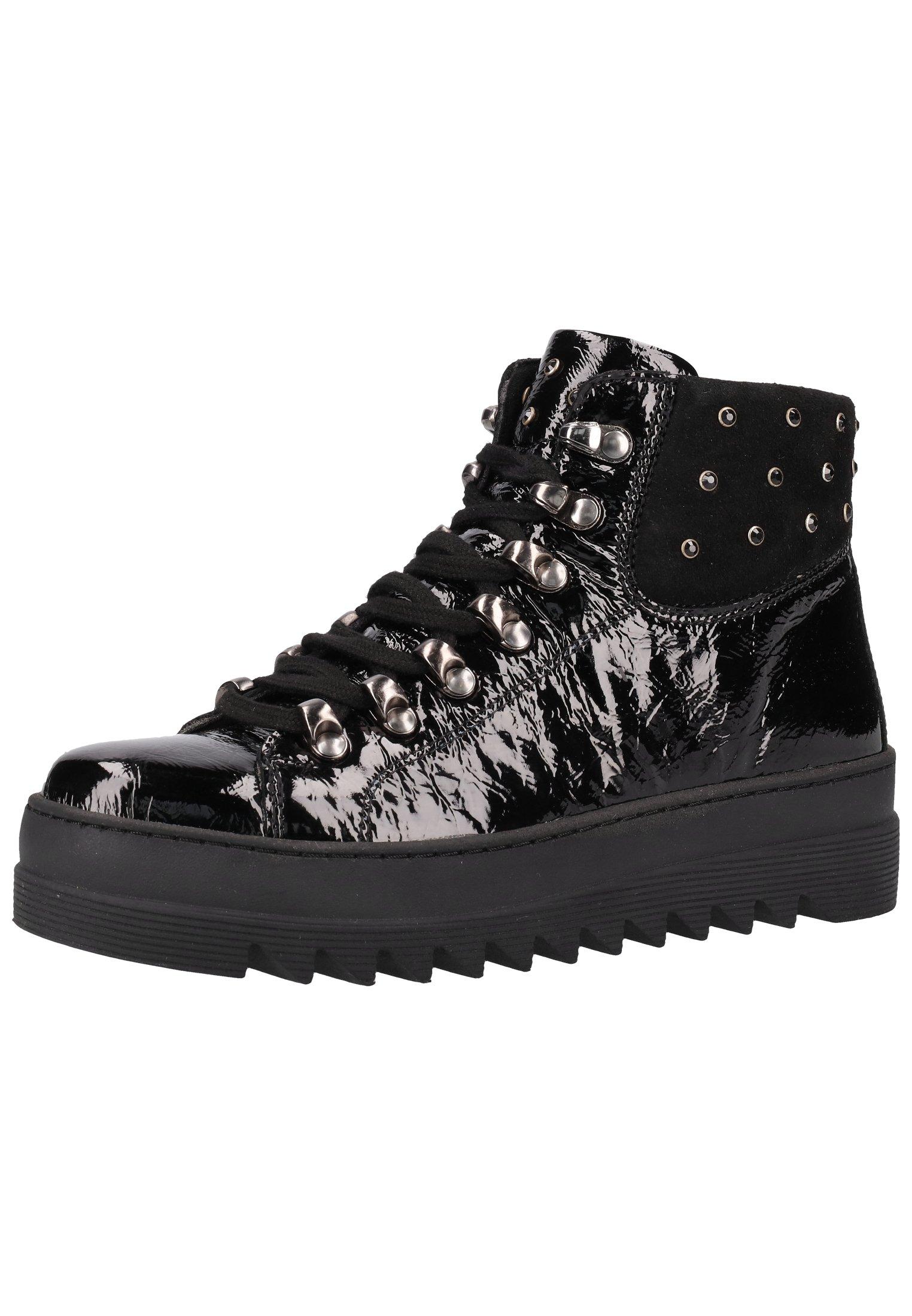 Gino Rossi Sneakersy wysokie - black