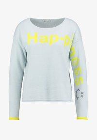 Grace - HAPPINESS - Jersey de punto - ice blue - 3