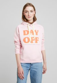 Grace - DAY OFF - Jersey con capucha - pale rose - 0