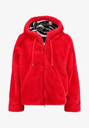 Winter jacket - scarlett