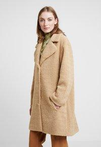 Grace - Abrigo de invierno - camel - 0