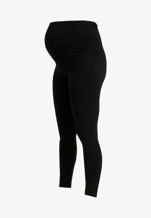 ESSENTIAL - Leggings - true black