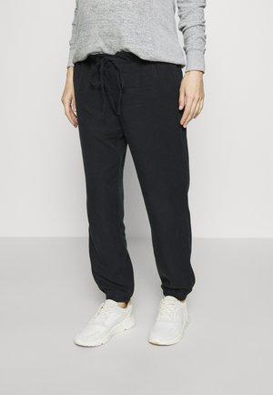 PULL ON JOGGER MATERNITY - Kalhoty - true black