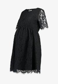 GAP Maternity - DRESS - Vestito elegante - true black - 5