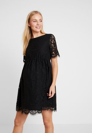 DRESS - Vestido de cóctel - true black