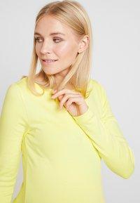 GAP Maternity - MODERN BOATNECK - Långärmad tröja - fresh yellow - 3