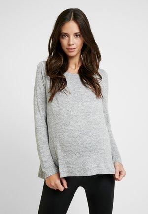 NURSING - Camiseta de manga larga - light grey