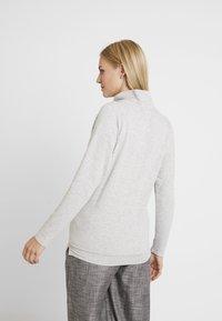 GAP Maternity - MOCK NURSING - Sweatshirt - light heather grey - 2
